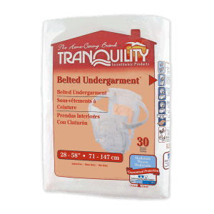 Tranquility belted undergarment