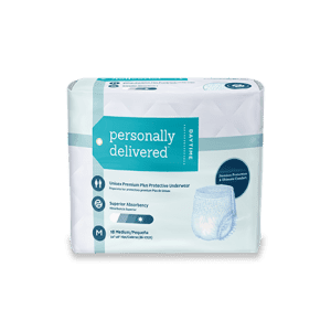 personally delivered daytime protective incontinence underwear