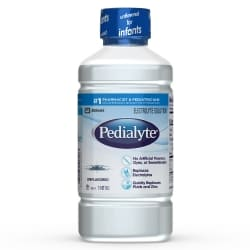 Pedialyte clear
