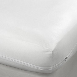 a mattress protector is excellent for plastic surgery recovery in case of a spill or leak
