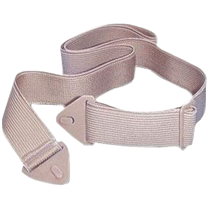 Item 4215 Brava Adjustable Ostomy Belt size 43-1/3 inch also offered in 49 inch as item 4220