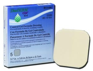 DuoDERM CGF Sterile Hydrocolloid Dressing