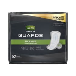 Item #13792 Depend Guards for Men