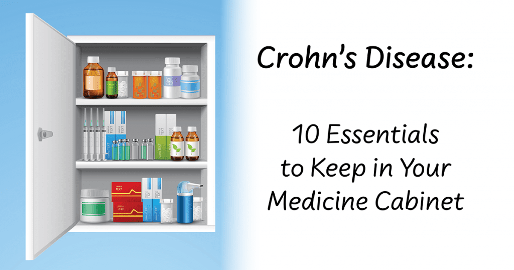 medicine cabinet door opened showing a variety of medications