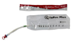 Hollister VaPro Plus Hydrophilic Female Catheter