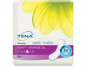 TENA Intimates Heavy Absorbency Bladder Control Pads