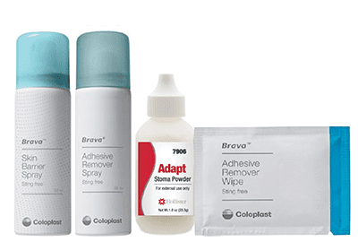 peristomal skin care products