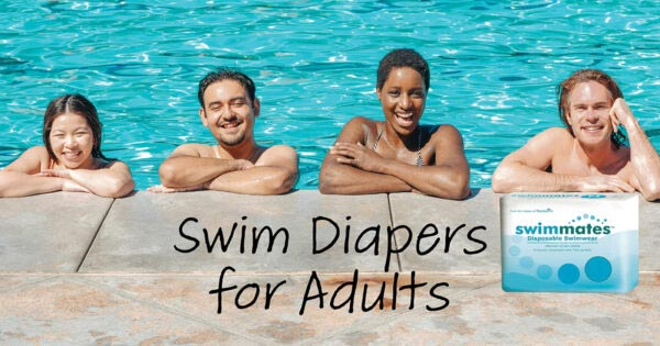 Swim Diapers for Adults