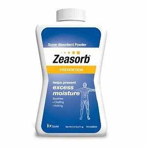zeasorb antifungal body powder