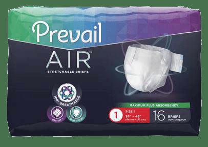 Prevail Air Heavy Absorbency Briefs