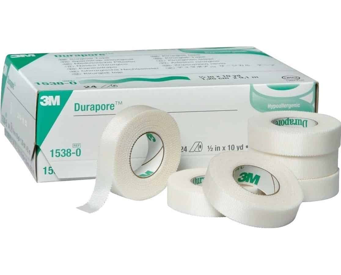 Shop for 3M Durapore Silk-Like Medical Tape