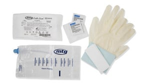 Shop for MTG Cath-Lean Female Closed System Catheter Kit