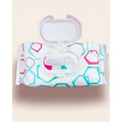Cuties Sensitive Soft Pack Baby Wipes