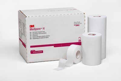 Shop for 3M™ Medipore™ H Soft Cloth Surgical Tape